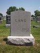 Profile photo:  James W. Lang