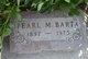 Pearl Ann Marie <I>Buchan</I> Barta