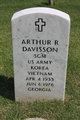 Profile photo:  Arthur Rudell Davisson