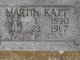 Martin Johannes Katt