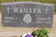 """James Edgar """"Jim"""" Hauser"""
