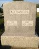 May Bell <I>Vincent</I> Alexander