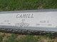 Allie <I>Douglas</I> Cahill