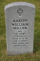 "Profile photo:  Aaron William ""Fats"" Miller"