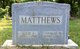 Profile photo:  Alcie Parthena <I>McIntosh</I> Matthews