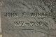 John F. Winkle