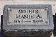 """Mary Marie """"Mamie"""" <I>Clarksean</I> Penning"""
