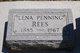 Lena <I>Penning</I> Rees