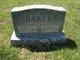 Mary L. <I>Moats</I> Baker