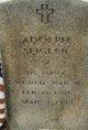 Profile photo:  Adolph Seigler