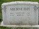 Nevin I H Abernethy
