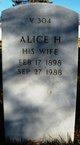 Profile photo:  Alice <I>Hardia</I> Gunn