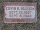 Edwin B. Allison