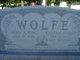 """Profile photo:  William Alfred """"Bill"""" Wolfe"""