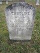 Caroline <I>Landis</I> Blough
