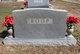 Profile photo:  Cliftie Ellen <I>Brewer</I> Roop