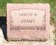 Ernest Byron Adams