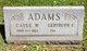Cayle W Adams