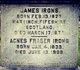 James Irons, III