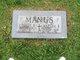 Martha Hester <I>Raker</I> Manus