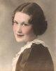 Profile photo:  Beulah Elizabeth <I>Burmeister</I> Wright