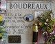 """Dorothy Hayel """"Dot"""" <I>Haydel</I> Boudreaux"""