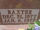 Baxter Gaulding