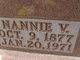 """Nancy Vina """"Nannie"""" <I>Kyle</I> Gaulding"""