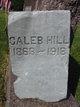 Profile photo:  Caleb Hill