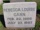 Rebecca Louise Cann