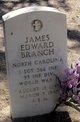 Profile photo:  James Edward Branch