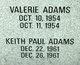 Keith Paul Adams