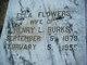 Ella <I>Flowers</I> Burks
