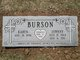 Johnny Orville Burson