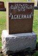 Charles D Ackerman
