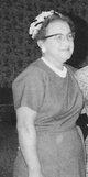 Profile photo:  Nell Jane <I>Brewer</I> Allenbaugh