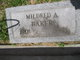 Mildred A <I>Olson</I> Baker