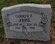 Carolyn Elizabeth <I>Farmer</I> Johns