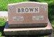 Bessie Pearl <I>Howell</I> Brown