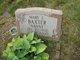 Mary L Baxter