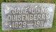 Jane <I>Duty</I> Quisenberry