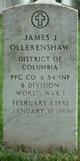 Profile photo:  James J Ollerenshaw