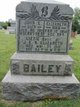 Profile photo:  Elizabeth E. <I>Wright</I> Bailey