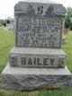 Profile photo:  John E. Bailey