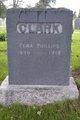 Edna <I>Phillips</I> Clark