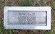Martha Nancy <I>Alford</I> Stevenson