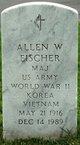 Profile photo:  Allen W Fischer
