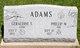 """Geraldine S. """"Gerre"""" <I>Sorenson</I> Adams"""