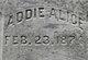 Addie Alice <I>Love</I> Hibbard