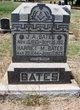 Profile photo:  Harriett M. Bates